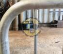 Hàng rào mạ kẽm ( Hàng sản xuất Châu âu )