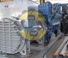Lắp đặt máy phát điện 2500 Kva