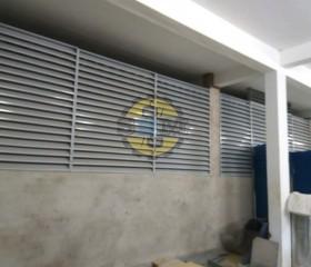Phòng cách âm máy phát điện MTU 2300 Kva 65Dba@2M