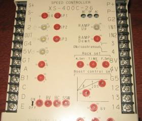 SPEED CONTROLLER XS -400C - 26 TOHO SEISAKUSHO CO..LTD