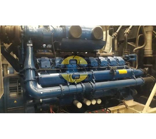 Bảo trì máy phát điện 2500 Kva