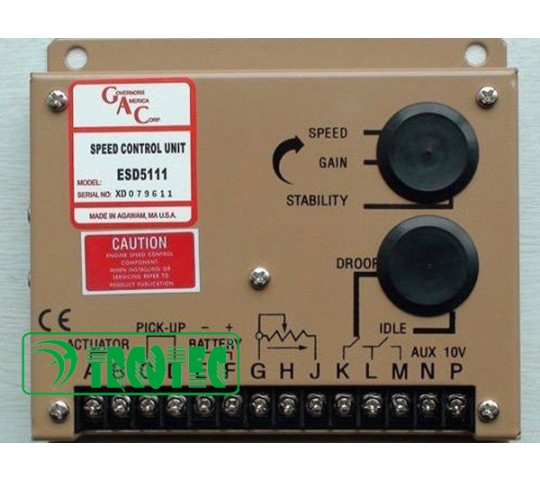 Speed Controller ESD5111