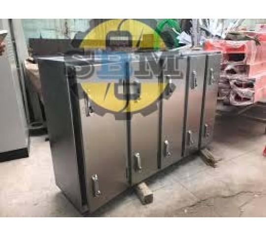 Gia công sản xuất vỏ tủ điện inox giá rẻ