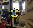 Vỏ cách âm máy phát điện Kohler 450 Kva