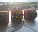 Thử tải máy phát điện 300 Kva