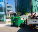 Thử tải máy phát điện 2500 Kva