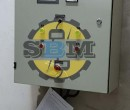 Tủ bơm dầu 02 bơm, điều khiển cảm biến điện dung