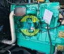 Vỏ cách âm máy phát điện Cummins 550 Kva - QSX 15