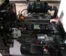 Vỏ cách âm máy phát điện Jubilee 25 Kva