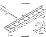 Thanh chống rung đa năng thang máng cáp - Unistrut  thang cáp giá rẻ