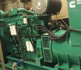Bảo trì máy phát điện 900 Kva