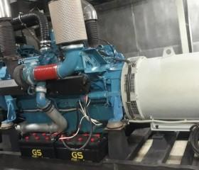 Bảo trì máy phát điện 1250 Kva