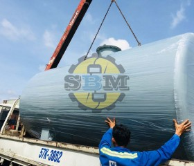 Bồn dầu máy phát điện 10.000 lít (10 khối)