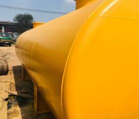 Bồn dầu máy phát điện 25 khối ( 25.000 lít)