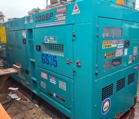Máy phát điện cũ Denyo 300 ES