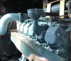 Máy phát điện cũ Doosan 660 Kva
