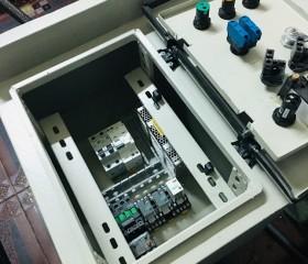 Tủ điều khiển bơm dầu loại 1 bơm