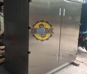 Sán xuất vỏ tủ điện inox công nghiệp