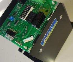 Xạc bình tự động cho máy phát điện Auto 12-24 Vdc