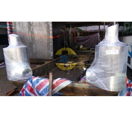 Ống Pô inox cho máy phát điện