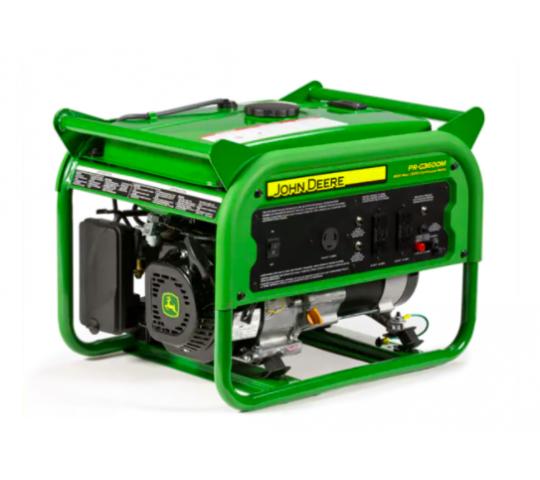 Máy phát điện gia đình JohnDeere 3600 W liên tục