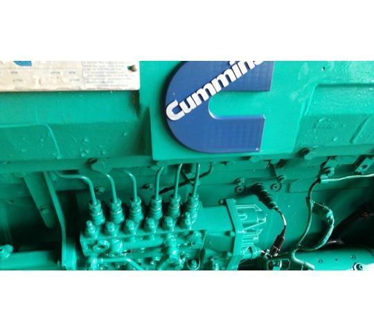 Máy phát điện cũ Cummins 1100 Kva