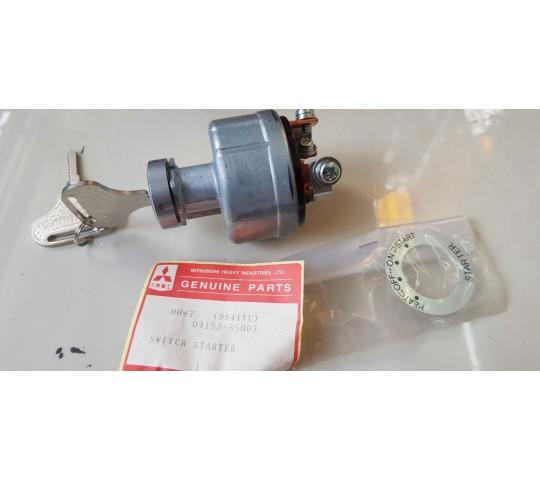 Ổ khóa khởi động cho máy phát điện ( Mitsubishi)