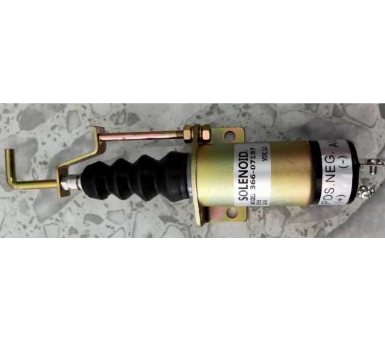 Solenoid model : 366-07197 ( 12-24vdc )