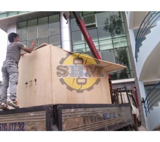 Vận chuyển lắp đặt máy phát điện 250 Kva